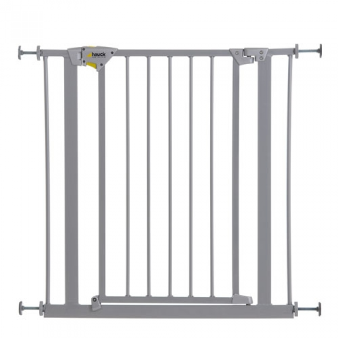 ������� ������ ������������ Hauck Trigger Lock Safely Gate silver 597101