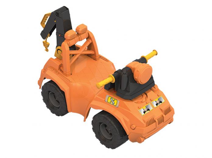 Машина-каталка Нордпласт Строитель 431013