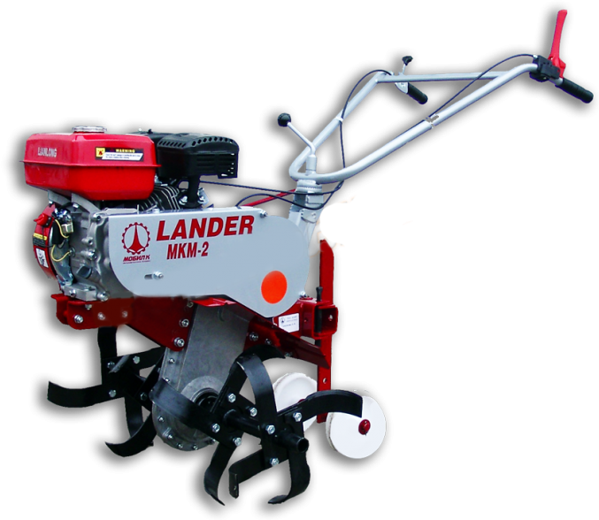 Культиватор бензиновый Мобил К МКМ-2Р-ДК 6,5 Lander (Пахарь)