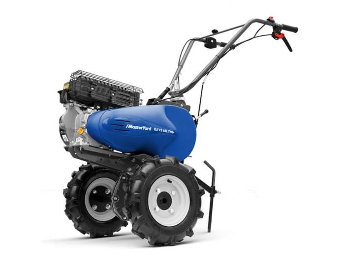 Мотоблок Masteryard Quatro Junior Diesel TWK