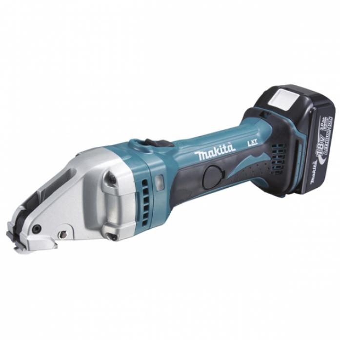 Аккумуляторные листовые ножницы Makita BJS161RFE