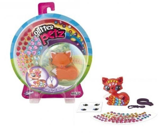 Мозаика Оригами Glitter Pets Фигурка животного 00427