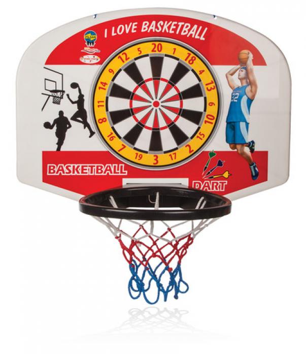 Баскетбольное кольцо Pilsan настенный 03400