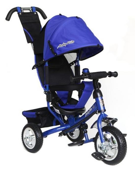 Велосипед Moby Kids Comfort 950D (синий)