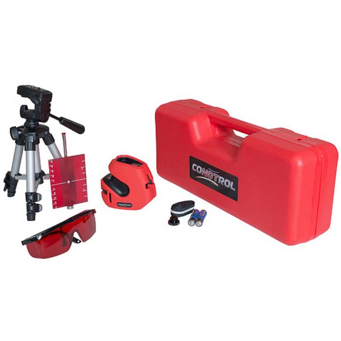 Лазерный нивелир Condtrol MX2 Set 1-2-086