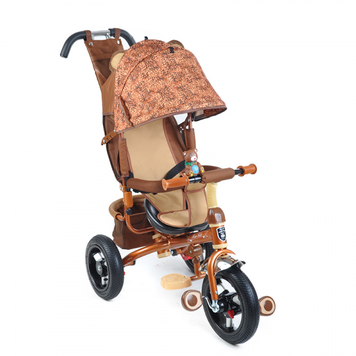 """Велосипед Mini Trike 12""""/10"""" Медведь 777"""