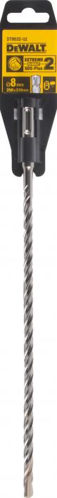 Бур SDS+ DeWalt Extreme2 8х250х310мм DT 9532