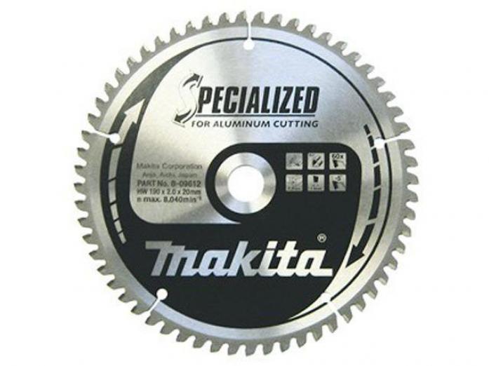 Диск пильный для алюминия Makita 260х30х3мм Z80 B-29315