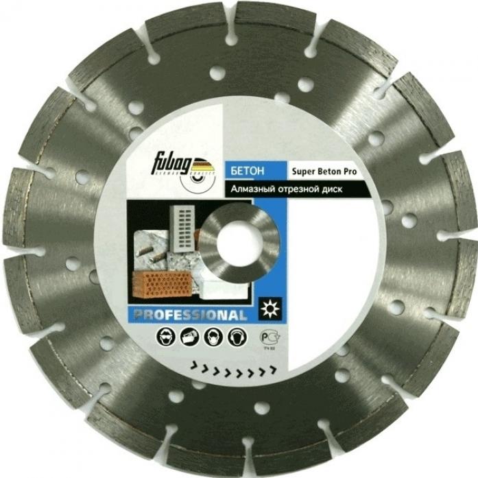 Диск алмазный FUBAG Beton Pro (300х30/25.4 мм) 10300-6