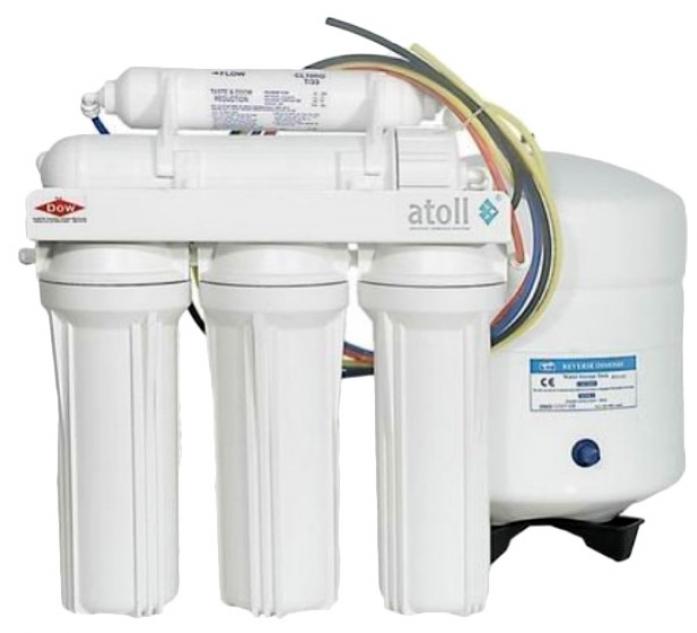 Система обратного осмоса Atoll A-575Ep w/pump/A-575p STD