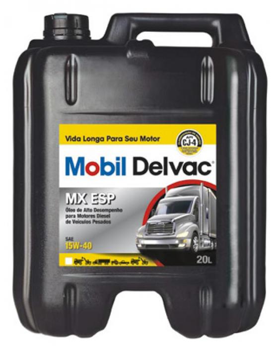 ����� �������� Mobil Delvac MX ESP 15W40 ���. ���. (20�)