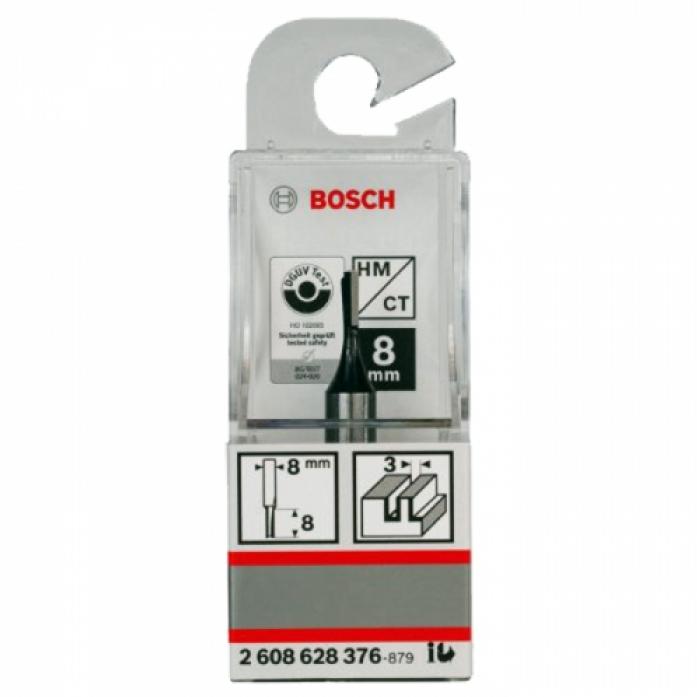 Фреза HM пазовая Bosch 3/8мм 2608628376