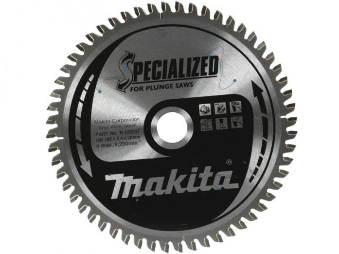 Диск пильный для алюминия Makita 355х25х3мм 120зуб B-12522