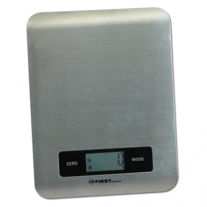 Кухонные весы First FA-6403 Grey