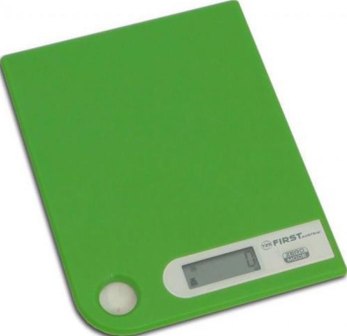 Кухонные весы First FA-6401-1 Green