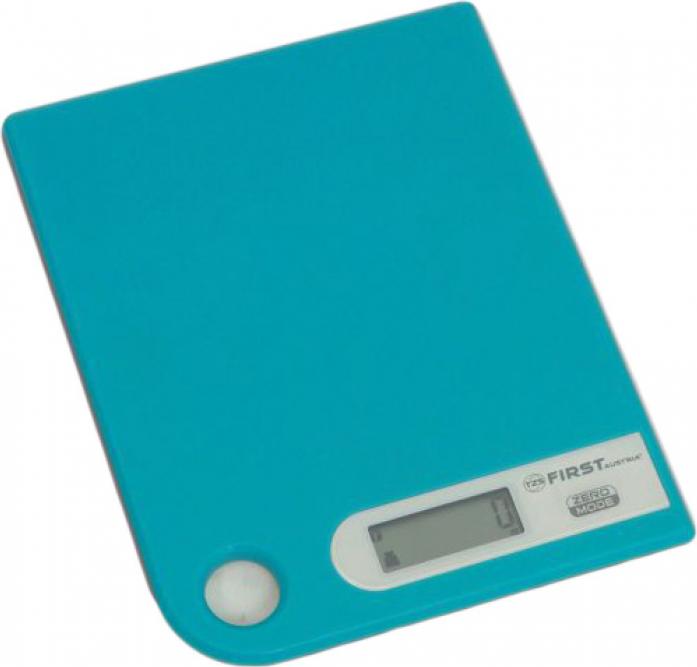 Кухонные весы First FA-6401-1 Blue