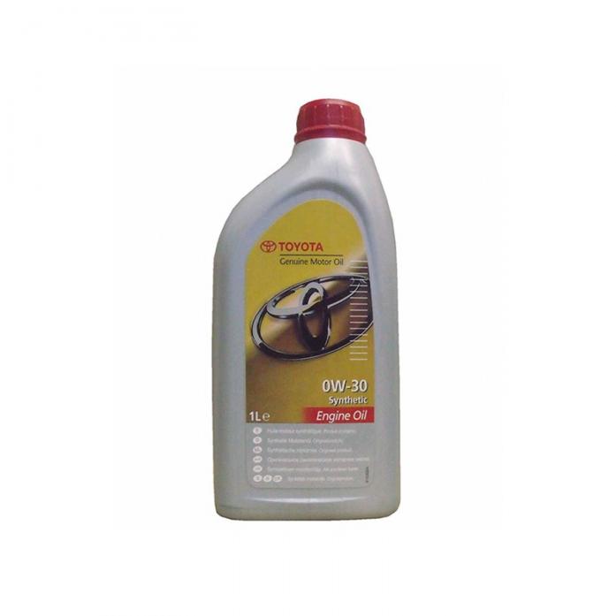 Масло моторное TOYOTA Motor Oil 0w30 SL/CF (1л)(Европа) 08880-80366 Синтетика