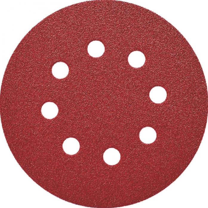 Набор шлифовальных дисков Makita 125мм К80 P-43555