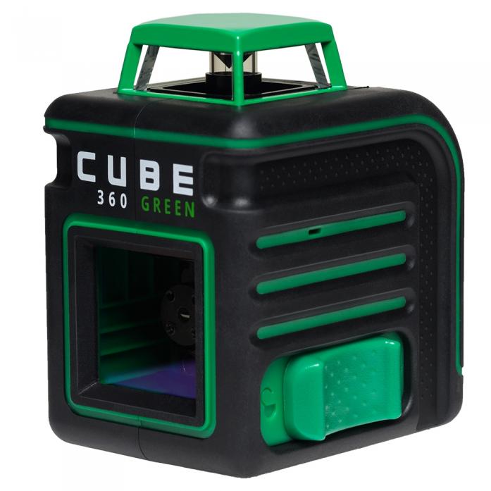 Построитель лазерных плоскостей ADA CUBE 360 Green Ultimate Edition А00470