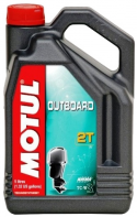 Масло моторное MOTUL OUTBOARD 2T 5л. 106612/101734