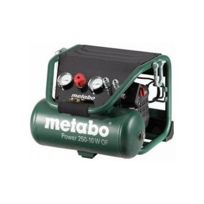 Компрессор Metabo Basic 250-50 W OF безмасляный 601535000
