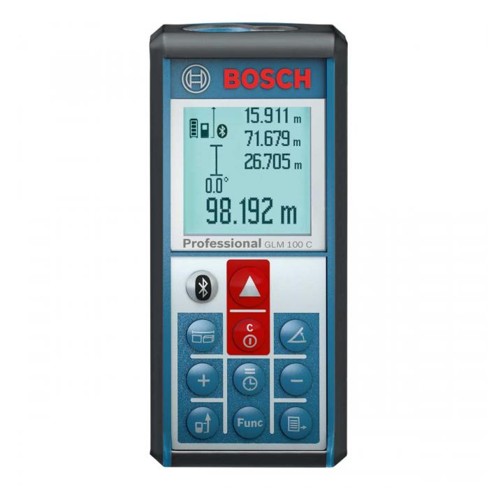 Дальномер Bosch GLM 100 С 0601072700