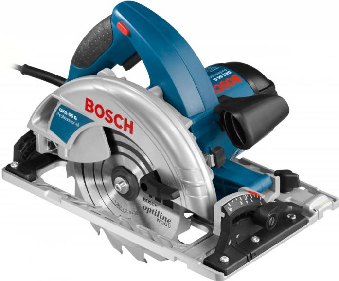 Дисковая пила Bosch GKS 65 GCE 0601668900