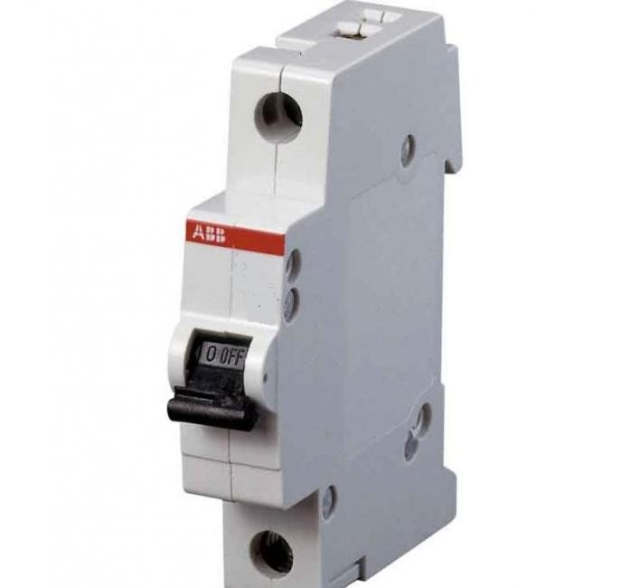 Автомат модульный ABB 1п C SH201L 4.5кА 16А 2CDS241001R0164