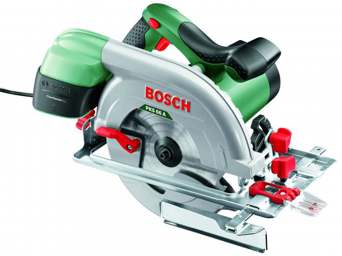 Дисковая пила Bosch PKS 66 A0603502022