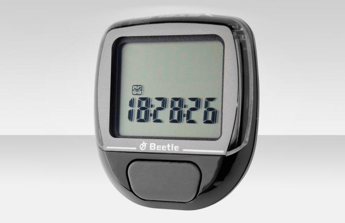 Велокомпьютер Stels BEETLE-3 универсальный 10 функций черный 060023
