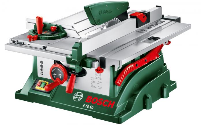 Настольная дисковая пила Bosch PTS 10 0603B03400