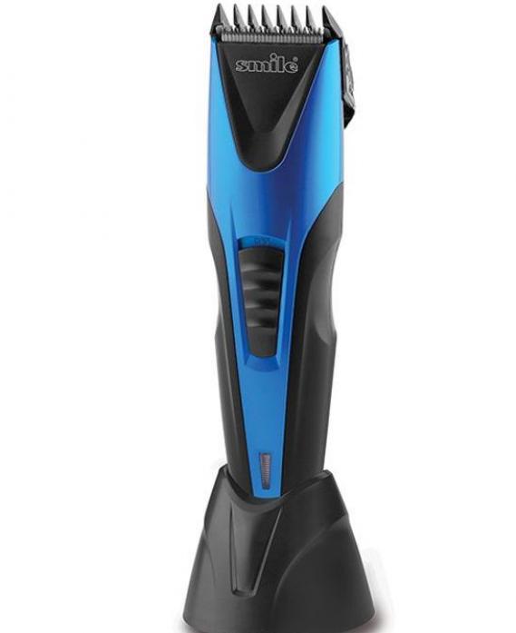 Машинка для стрижки Smile НСМ-3102 черный/синий