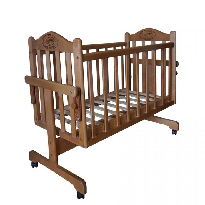 Кровать-колыбель Ивашка Мой малыш Орех