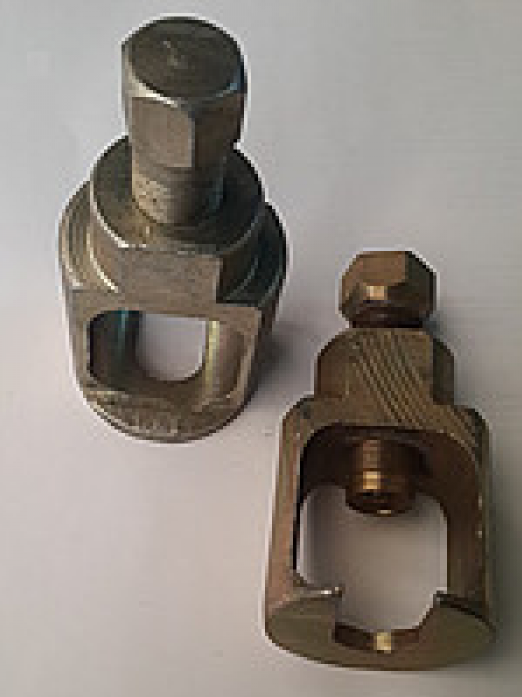 Съемник рулевых тяг ВАЗ 01-07 (стакан) BOLK BK50912