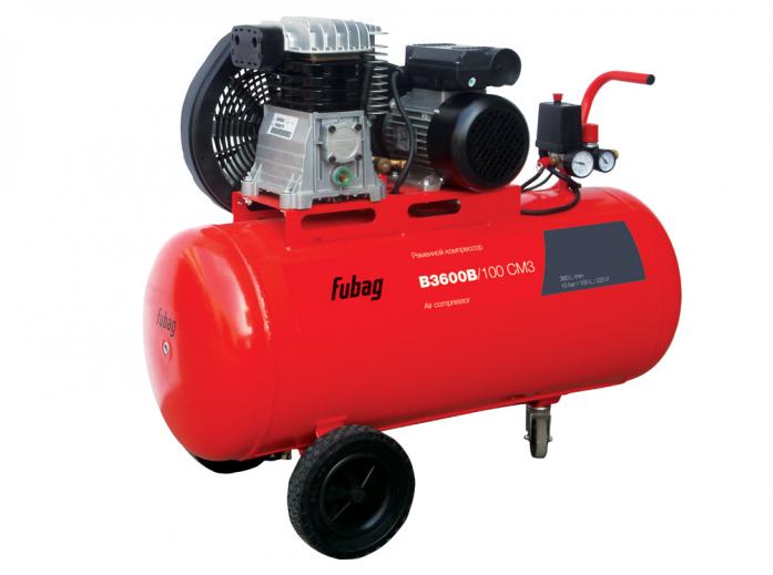���������� FUBAG B3600B/100 CM3 28FV504KOA644