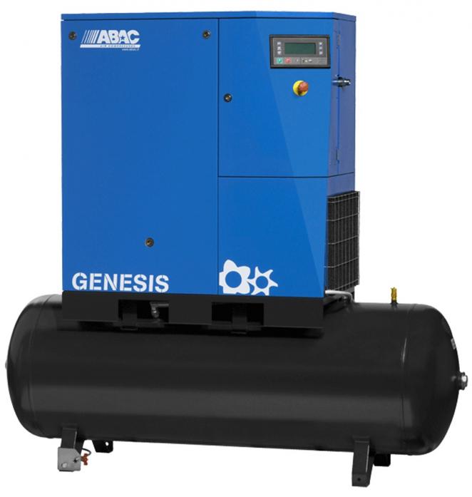Винтовой компрессор Abac GENESIS 1108-500 4152009342