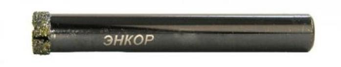 Сверло алмазное по керамограниту (12 мм) Энкор 9424