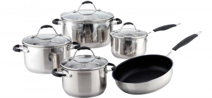 Набор посуды Bekker BK-2704