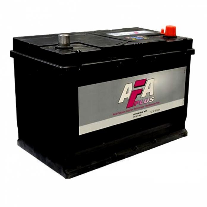 Аккумулятор AFA 100 А/ч 600402 HS ОБР.