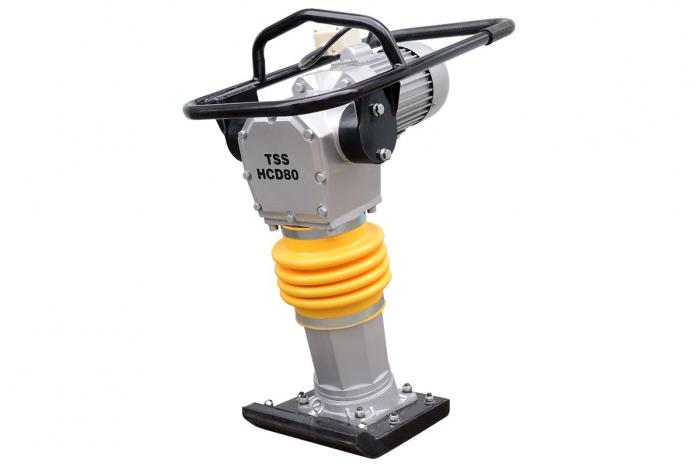 Вибротрамбовка электрическая ТСС TSS HCD80B