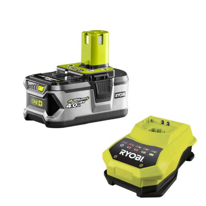 Аккумулятор и зарядное устройство Ryobi RBC18L50 3002601