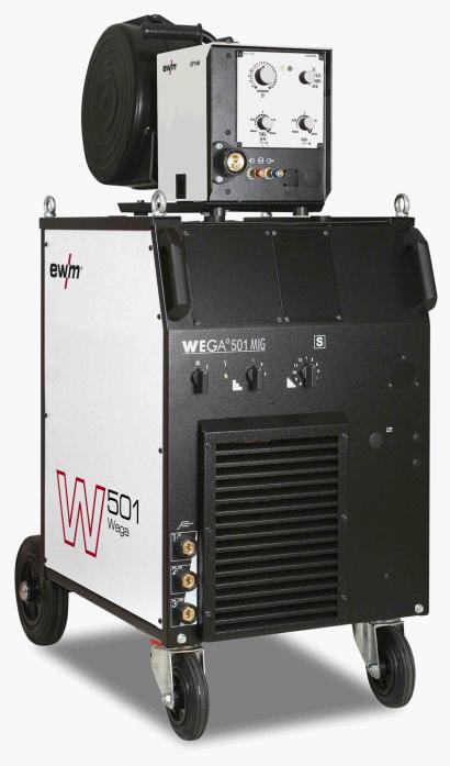 Сварочный аппарат EWM WEGA 501 DW 090-005088-00502