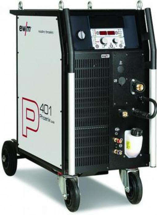 Сварочный аппарат EWM PHOENIX 401 EXPERT PULS forceArc DW 090-005248-00502