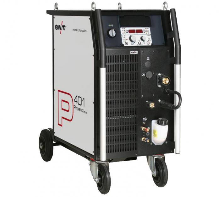 Сварочный аппарат EWM PHOENIX 401 Progress Puls MM FDW 090-005326-00502