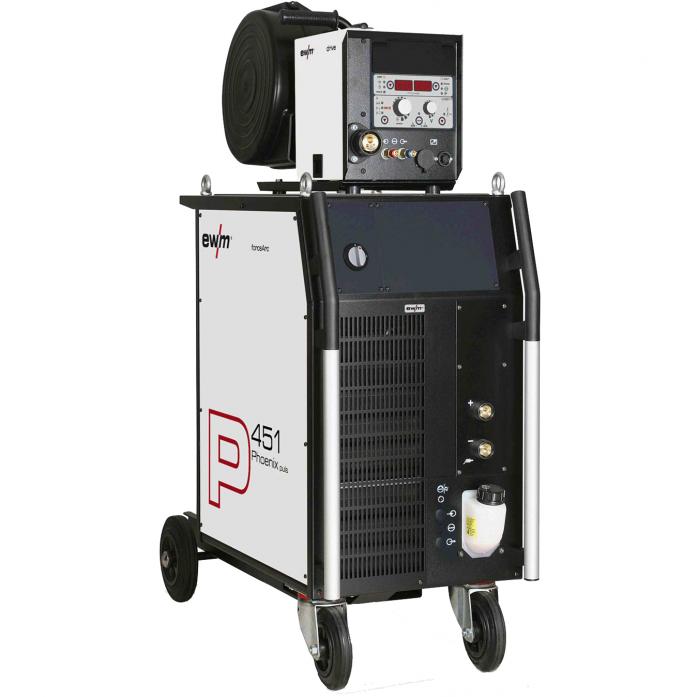 Сварочный аппарат EWM PHOENIX 451 EXPERT PULS forceArc DW (090-005011-00502 090-S05014-02064)