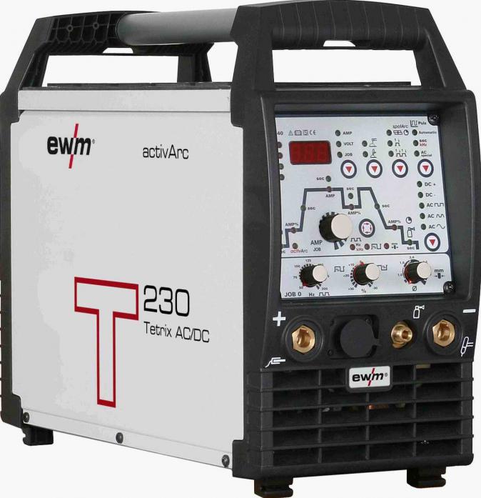 Сварочный аппарат EWM TETRIX 230 AC/DC COMFORT activArc 8P TGD 090-000159-00504