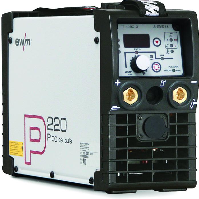 Сварочный аппарат EWM PICO 220 CEL PULS 090-002057-00502
