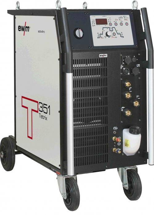 Сварочный аппарат EWM TETRIX 351 AC/DC SYNERGIC activArc FWD 090-000109-00502
