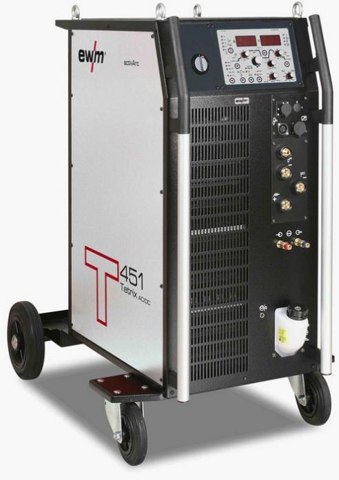 Сварочный аппарат EWM TETRIX 451 AC/DC SYNERGIC activArc FWD 090-000112-00502