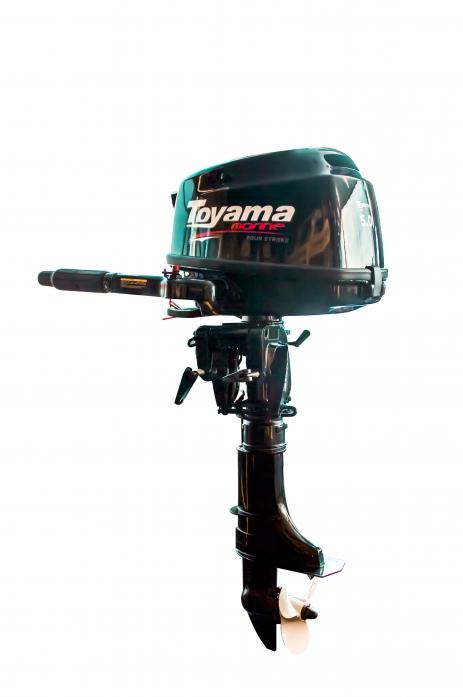Лодочный мотор Toyama TM5FS-7